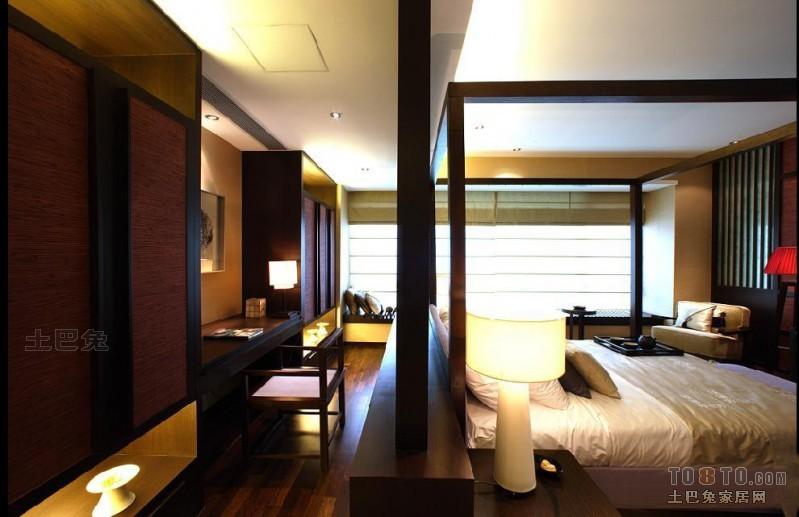 精选135平米混搭复式卧室装饰图片卧室潮流混搭卧室设计图片赏析