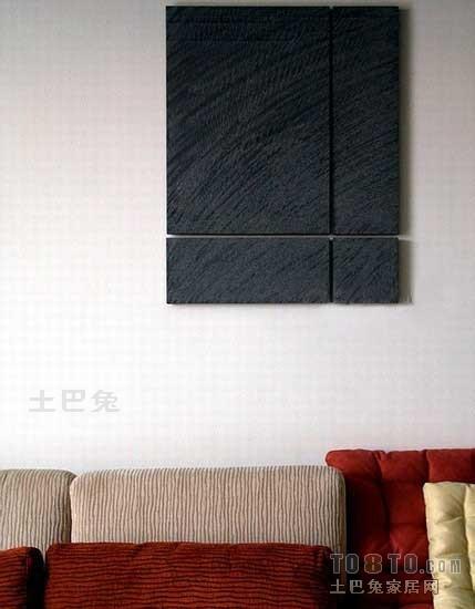 优雅69平混搭二居客厅效果图片大全客厅潮流混搭客厅设计图片赏析