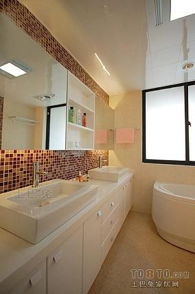 小卫生间瓷砖设计图片