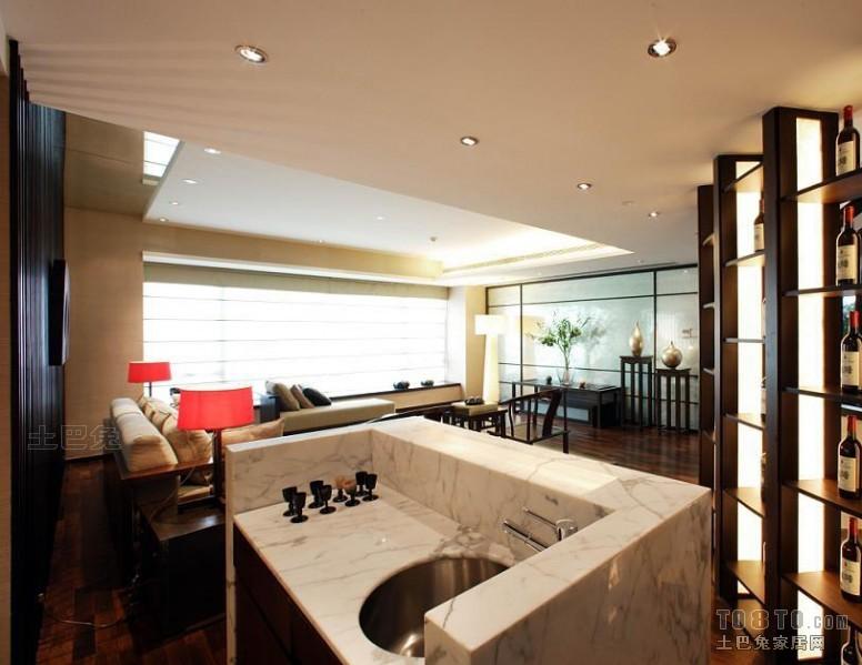 轻奢40平混搭复式客厅案例图客厅潮流混搭客厅设计图片赏析