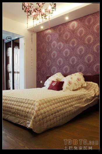 精选复式卧室混搭装饰图片欣赏卧室潮流混搭卧室设计图片赏析