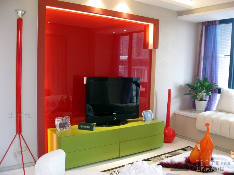 2018精选72平二居客厅混搭装饰图片大全客厅潮流混搭客厅设计图片赏析
