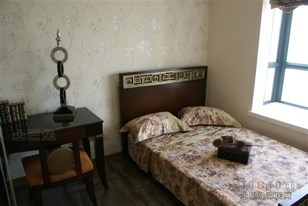 卧室6.jpg卧室潮流混搭卧室设计图片赏析