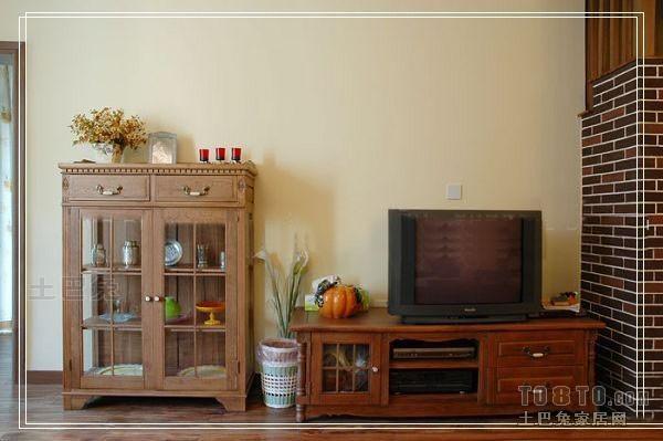 悠雅55平混搭复式客厅效果图欣赏客厅潮流混搭客厅设计图片赏析