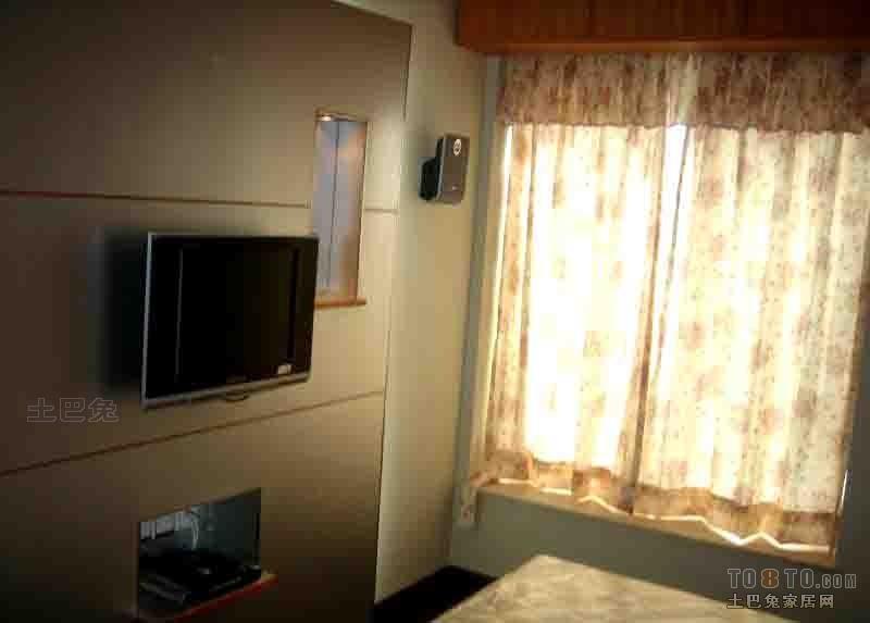 平米二居卧室混搭实景图片欣赏卧室潮流混搭卧室设计图片赏析