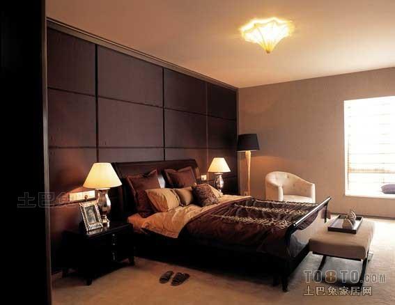 浪漫124平混搭三居卧室装饰美图卧室潮流混搭卧室设计图片赏析
