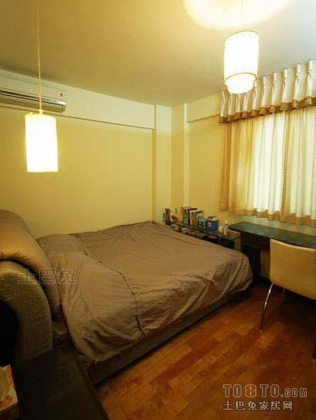 精美大小71平混搭二居卧室装修效果图片大全卧室潮流混搭卧室设计图片赏析