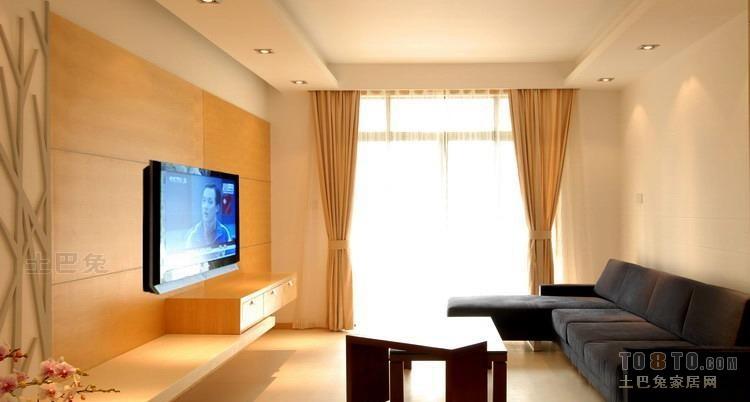 精选82平方二居客厅混搭效果图客厅潮流混搭客厅设计图片赏析