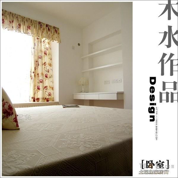 优美118平混搭三居卧室实拍图卧室潮流混搭卧室设计图片赏析