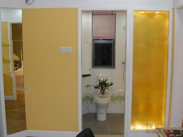 热门二居卫生间混搭装修实景图卫生间潮流混搭卫生间设计图片赏析