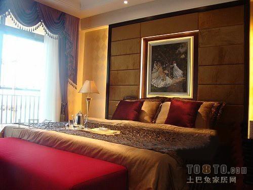精选120平米四居卧室混搭实景图片卧室潮流混搭卧室设计图片赏析