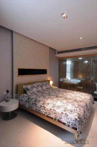 华丽96平混搭三居卧室图片欣赏卧室潮流混搭卧室设计图片赏析