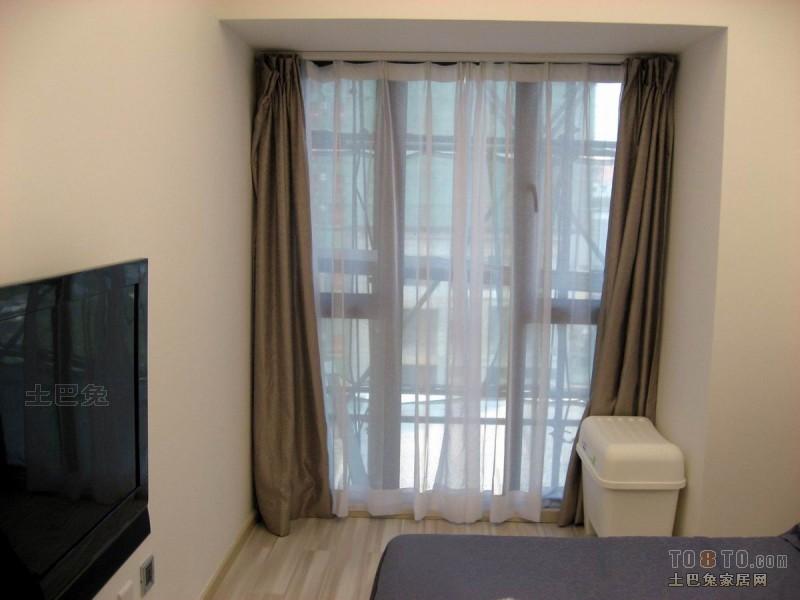 华丽89平混搭二居卧室装修案例卧室潮流混搭卧室设计图片赏析