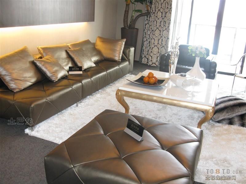 热门混搭3室装饰图片大全100平客厅潮流混搭客厅设计图片赏析