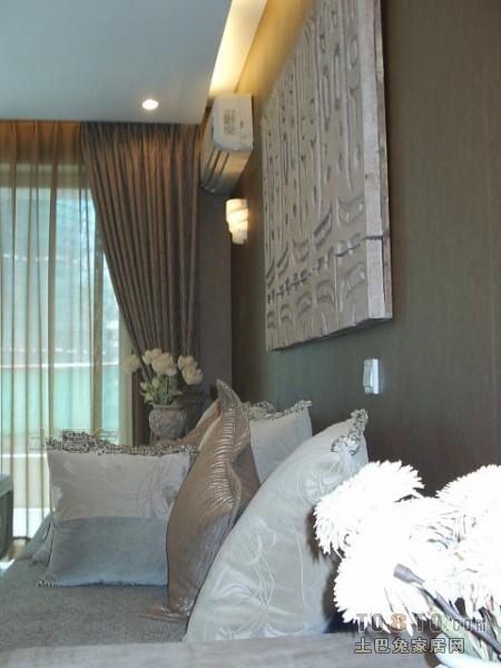平混搭四居客厅实拍图客厅潮流混搭客厅设计图片赏析