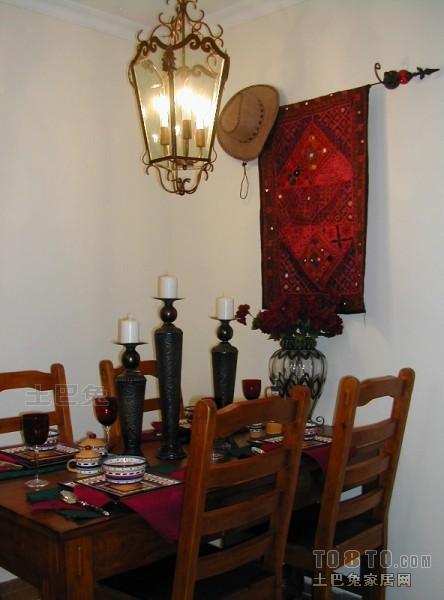 精选面积90平混搭二居餐厅设计效果图厨房潮流混搭餐厅设计图片赏析