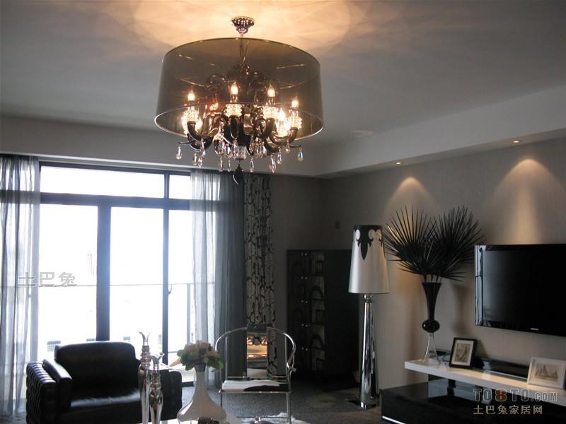 简洁70平混搭三居客厅布置图客厅潮流混搭客厅设计图片赏析