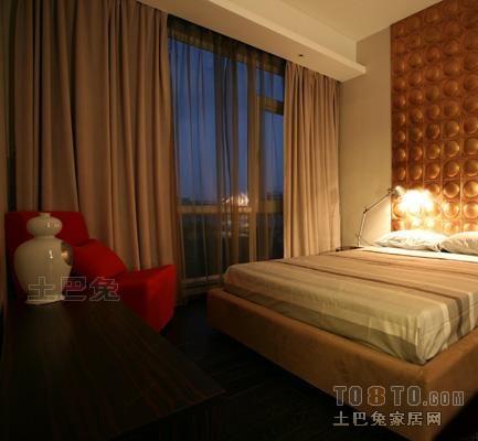 精美面积141平复式卧室混搭装修欣赏图片卧室潮流混搭卧室设计图片赏析
