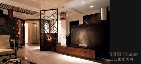 105平客厅三居混搭装修设计效果图片大全客厅潮流混搭客厅设计图片赏析