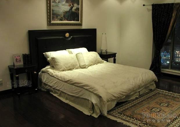 华丽159平混搭四居卧室装修设计图卧室潮流混搭卧室设计图片赏析