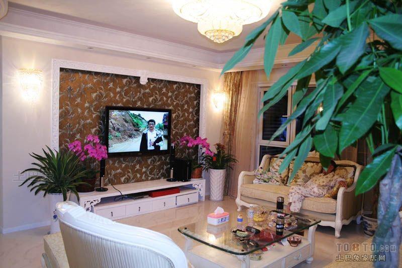 精美118平米四居客厅混搭装修效果图客厅潮流混搭客厅设计图片赏析
