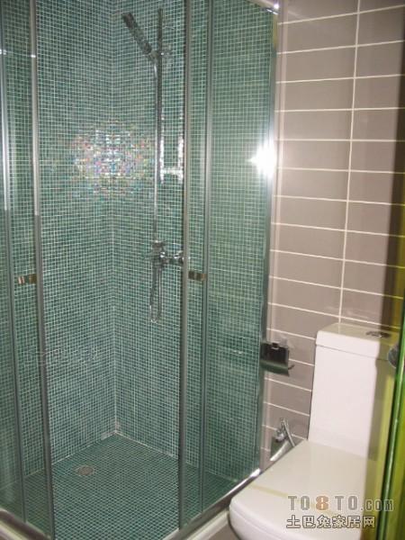优美35平混搭小户型卫生间实景图卫生间潮流混搭卫生间设计图片赏析