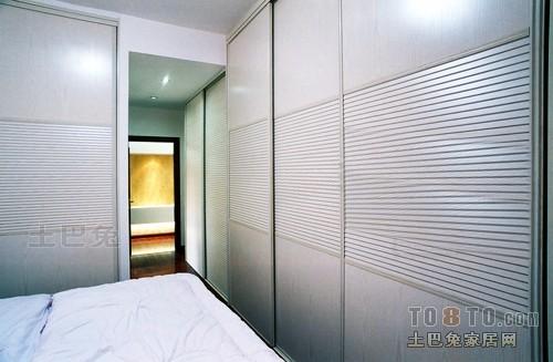 平米三居卧室混搭装修图片卧室潮流混搭卧室设计图片赏析