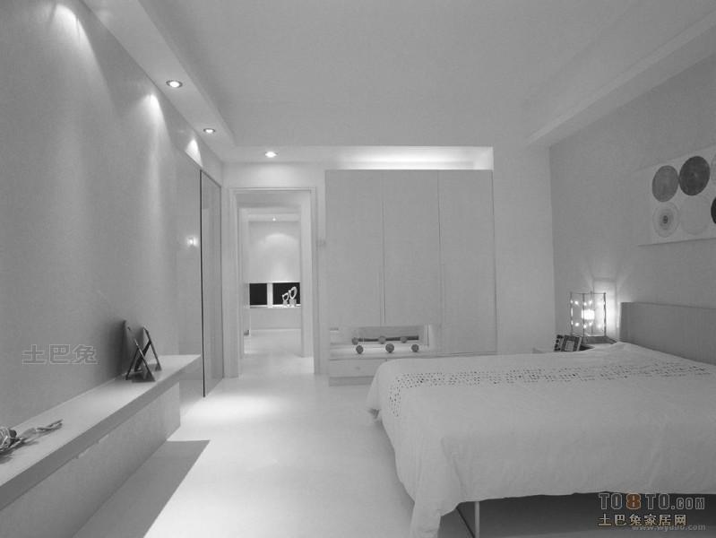 精美95平方三居卧室混搭装修效果图片卧室潮流混搭卧室设计图片赏析