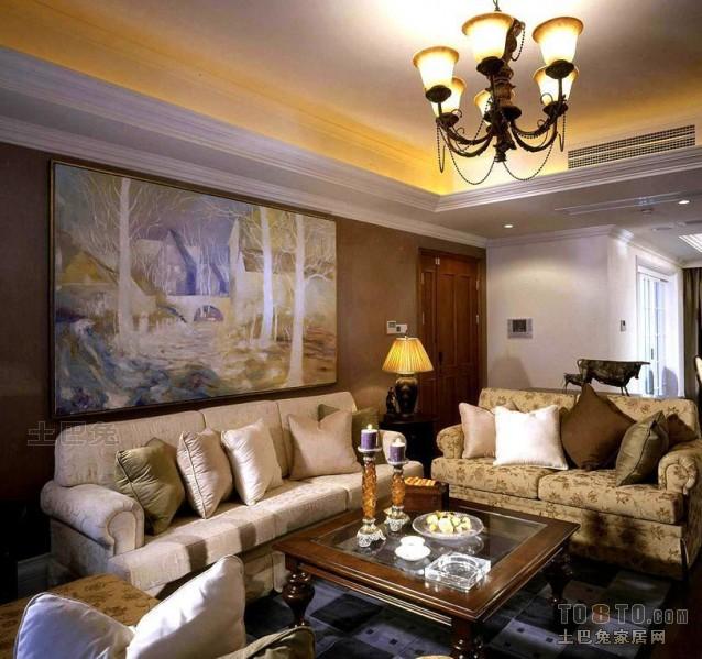 典雅158平混搭四居客厅图片大全客厅潮流混搭客厅设计图片赏析