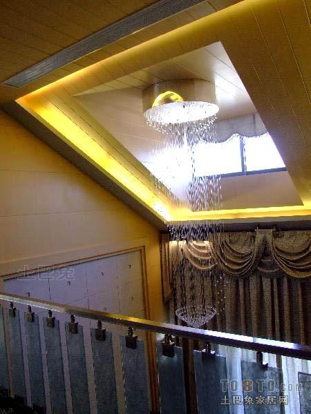 平米混搭复式客厅装修欣赏图片客厅潮流混搭客厅设计图片赏析