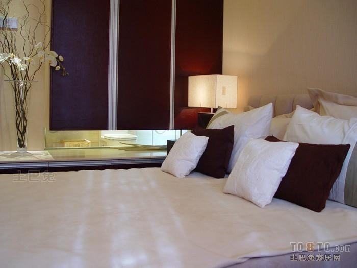 热门面积126平混搭四居卧室装修图片欣赏潮流混搭设计图片赏析