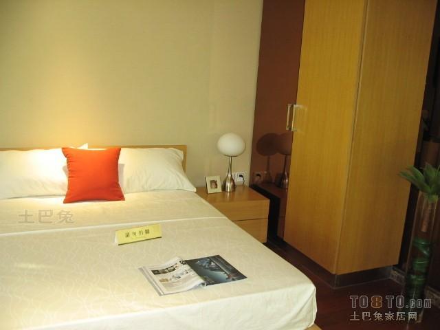 明亮29平混搭小户型卧室装修案例卧室潮流混搭卧室设计图片赏析
