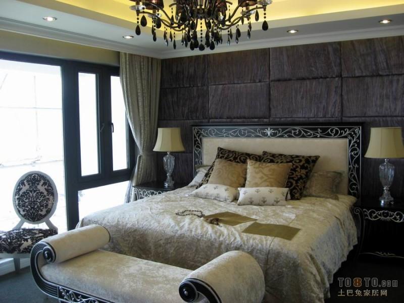 卧室5.jpg卧室潮流混搭卧室设计图片赏析