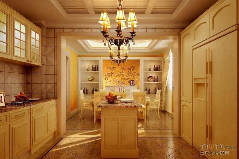 精美面积129平复式餐厅混搭装饰图片欣赏厨房潮流混搭餐厅设计图片赏析