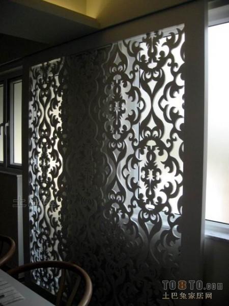 大气78平混搭三居餐厅设计图厨房潮流混搭餐厅设计图片赏析