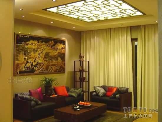 精选100平米3室混搭实景图片欣赏客厅潮流混搭客厅设计图片赏析