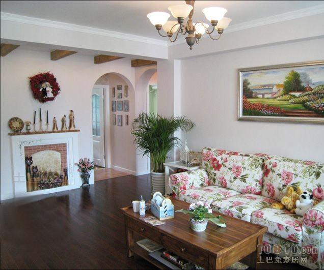 精美93平大小混搭三居装饰图片欣赏客厅潮流混搭客厅设计图片赏析