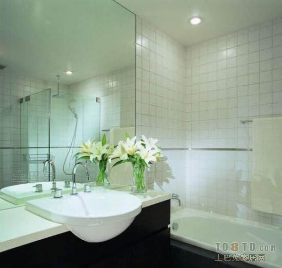 温馨65平混搭复式卫生间实景图卫生间潮流混搭卫生间设计图片赏析