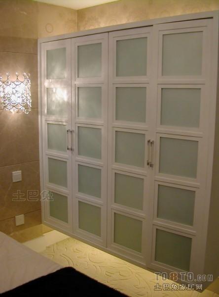 面积124平混搭四居卧室欣赏图卧室潮流混搭卧室设计图片赏析