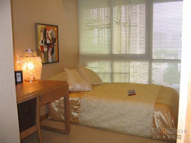 精美面积76平混搭二居卧室装修欣赏图潮流混搭设计图片赏析