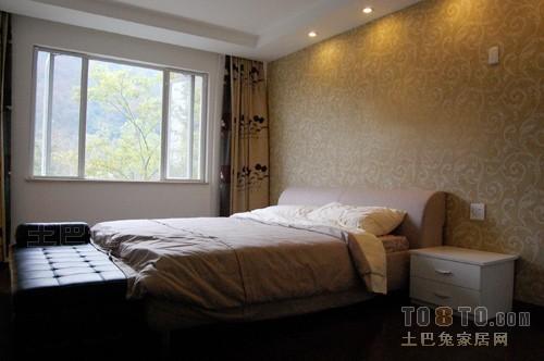 平米三居卧室混搭装修图片大全卧室潮流混搭卧室设计图片赏析