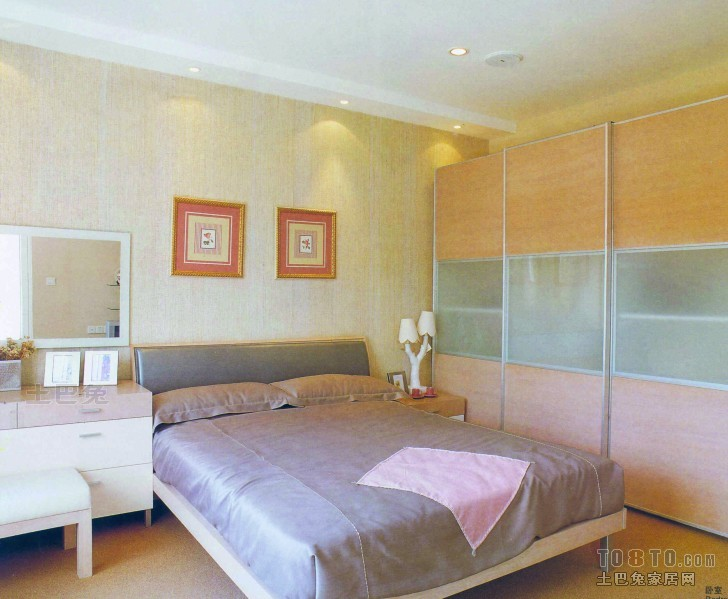 2018精选面积130平复式卧室混搭装修设计效果图片欣赏卧室潮流混搭卧室设计图片赏析