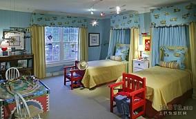 儿童房窗户