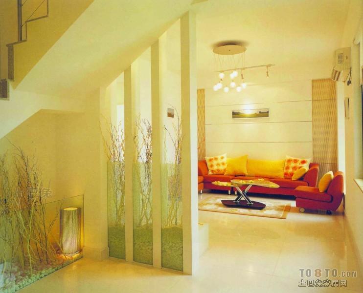 精美面积117平复式客厅混搭装修设计效果图片欣赏客厅潮流混搭客厅设计图片赏析