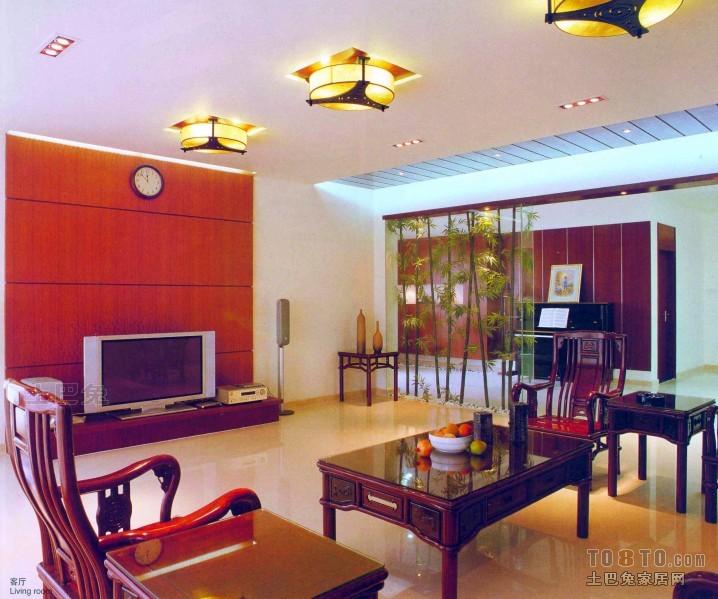 质朴74平混搭复式客厅装修装饰图客厅潮流混搭客厅设计图片赏析