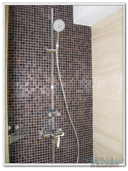 简洁126平混搭四居卫生间装修装饰图卫生间潮流混搭卫生间设计图片赏析