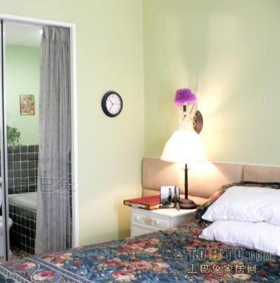 精选面积90平混搭三居卧室装修设计效果图卧室潮流混搭卧室设计图片赏析