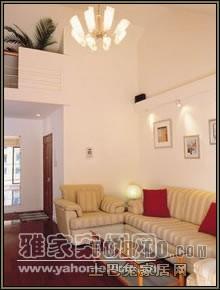 热门面积137平复式客厅混搭装修设计效果图片客厅潮流混搭客厅设计图片赏析