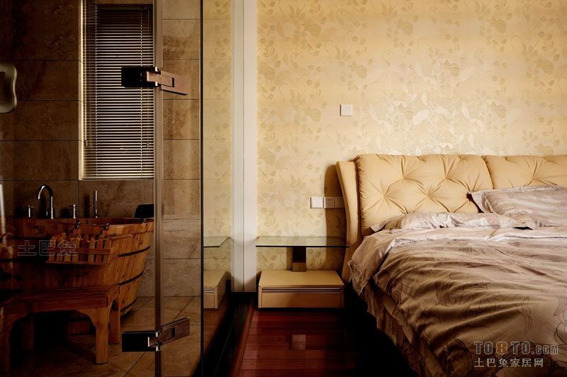 精美113平米四居卧室混搭实景图卧室潮流混搭卧室设计图片赏析