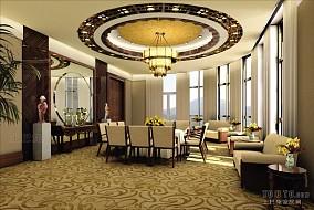 宾馆餐厅装修设计